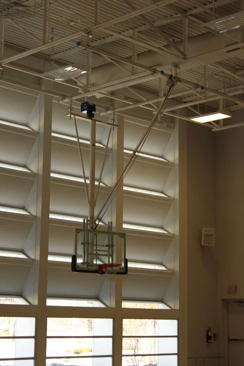 Products 187 Ceiling Suspended Basketball Frame Lolimpin