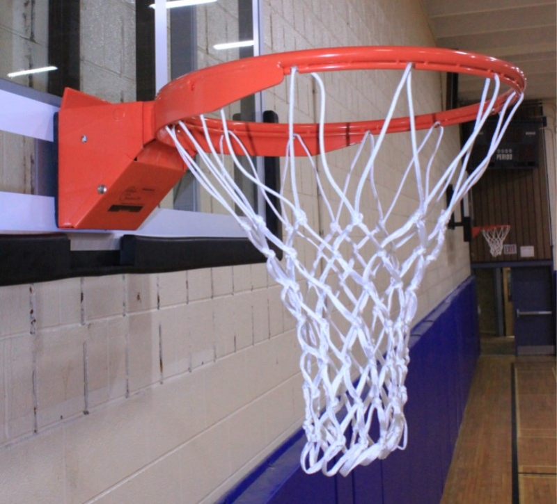 Products 187 Front Mounted Breakaway Basketball Rim