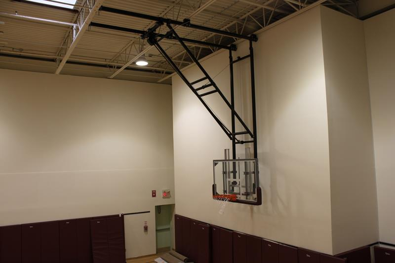 Products 187 Basketball 187 Ceiling Mounted Systems Lolimpin