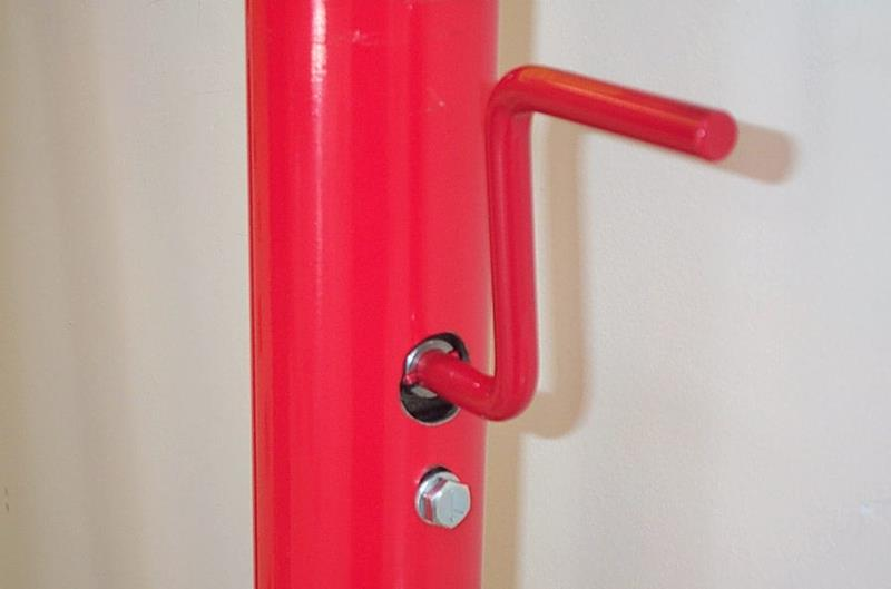 Products 187 Aluminum Volleyball Post System Lolimpin Gym